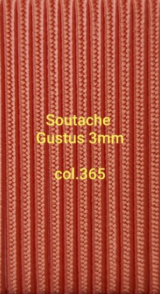 soutache 3mm col 365