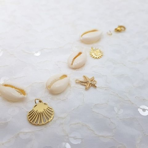 Pacchetto Charms mare Variante 1
