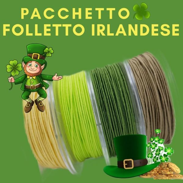 Pacchetto SAMANTHA Folletto Irlandese