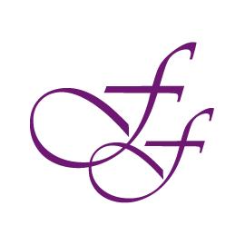 Sfere trasparenti con cristalli azzurri